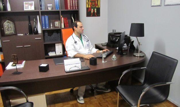 Επίσκεψη του κ. Βολονάκη Μιχάλη, Ειδικού Πνευμονολόγου – Φυματιολόγου