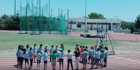 Συμμετοχή του Δημοτικού μας στη Μαθητιάδα Αθλητισμού και Πολιτισμού