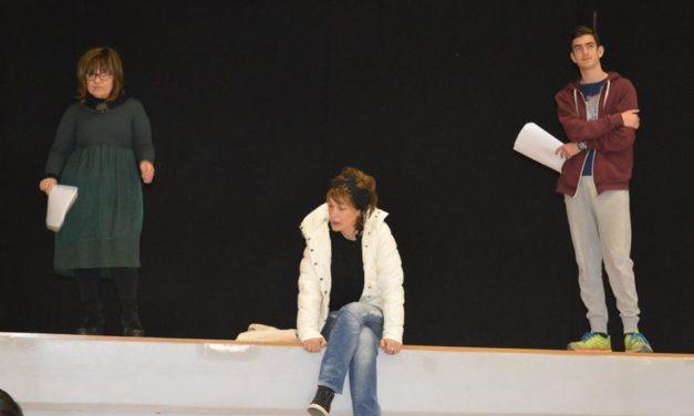 Θεατρική διαδρομή με τη γνωστή ηθοποιό Χριστίνα Θεοδωροπούλου