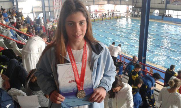 Διάκριση της Ευανθίας Κόκκοτα στην κολύμβηση