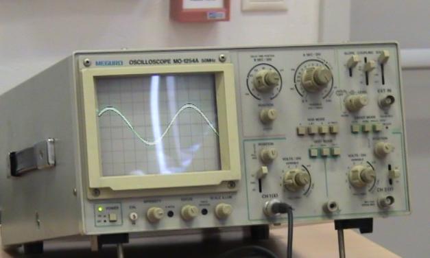 Επιστημονική επίδειξη Γ' Γυμνασίου: Ο Ήχος και τα φαινόμενά του