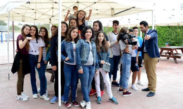 Συμμετοχή του Κινηματογραφικού Ομίλου σε σχολικό φεστιβάλ ταινιών