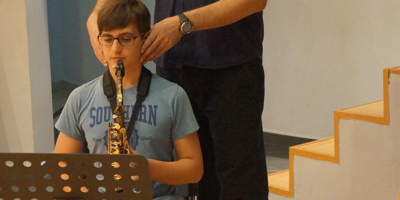 Με επιτυχία το 1ο Σεμινάριο Ορθοσωμικής για μουσικούς