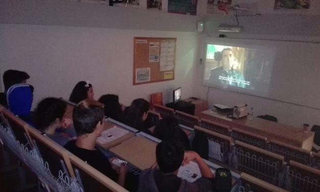 Εβδομάδα γαλλικού κινηματογράφου διοργάνωσε η Β' Γυμνασίου