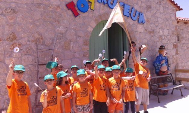 Τα «Χελωνάκια» επισκέφθηκαν το Μουσείο Παιχνιδιών