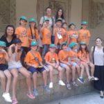 Οι «Χελώνες» και οι «Γαρίδες» επισκέφθηκαν το Αρχαιολογικό Μουσείο