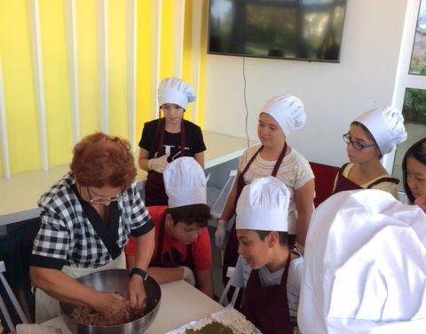 Ανακαλύπτοντας την παραδοσιακή ροδίτικη κουζίνα…