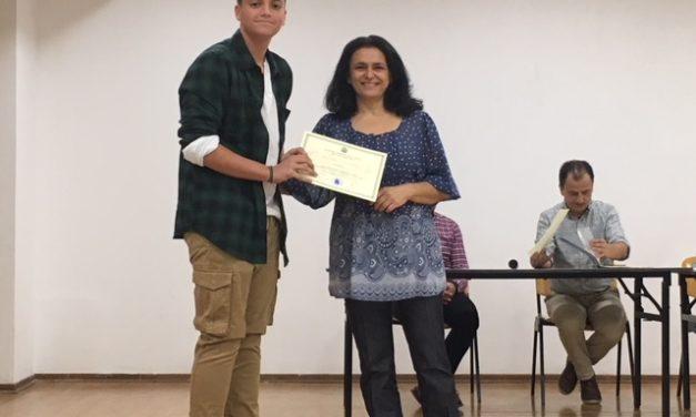 Διακρίσεις μαθητών του «ΡΟΔΙΩΝ ΠΑΙΔΕΙΑ» σε μαθηματικούς διαγωνισμούς της Ε.Μ.Ε.