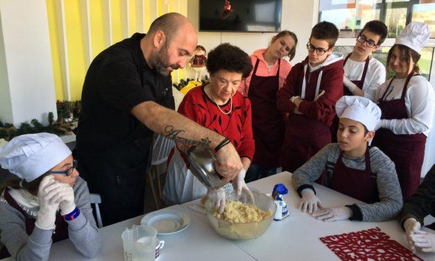Παραδοσιακά ροδίτικα αχλαδάκια από τον όμιλο Μαγειρικής