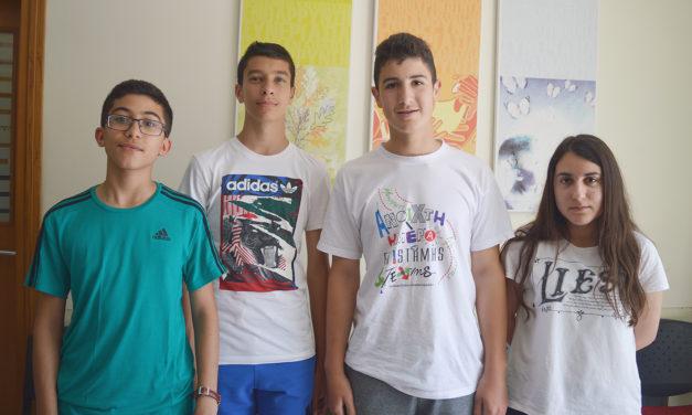 Τέσσερις μαθητές του Γυμνασίου των Εκπαιδευτηρίων «ΡΟΔΙΩΝ ΠΑΙΔΕΙΑ» διακρίθηκαν στον πανελλήνιο διαγωνισμό Φυσικής
