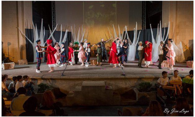 Με επιτυχία η θεατρική παράσταση «Περπατώ εις το δάσος» του Δημοτικού Σχολείου των Εκπαιδευτηρίων «ΡΟΔΙΩΝ ΠΑΙΔΕΙΑ»