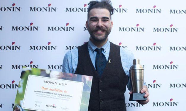 Ο Δημήτρης Σαββαΐδης, απόφοιτος των Εκπαιδευτηρίων μας, αναδείχθηκε ο καλύτερος Barman της Μ. Βρετανίας
