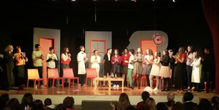 Αναδρομή στις θεατρικές μας παραστάσεις: «TOC TOC» (2016)