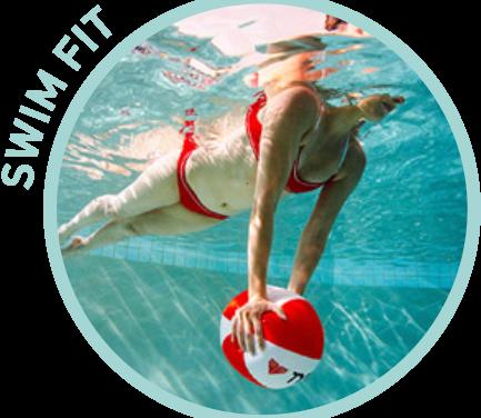 Τμήματα swim fit για ενήλικες