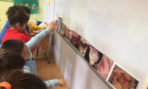 Οι μαθήτριες και οι μαθητές των τάξεων Α΄, Β΄ και Γ΄ Δημοτικού συμμετέχουν στο εκπαιδευτικό πρόγραμμα « Ο μικρός ζωγράφος των βράχων» των εκδόσεων «Καλειδοσκόπιο»