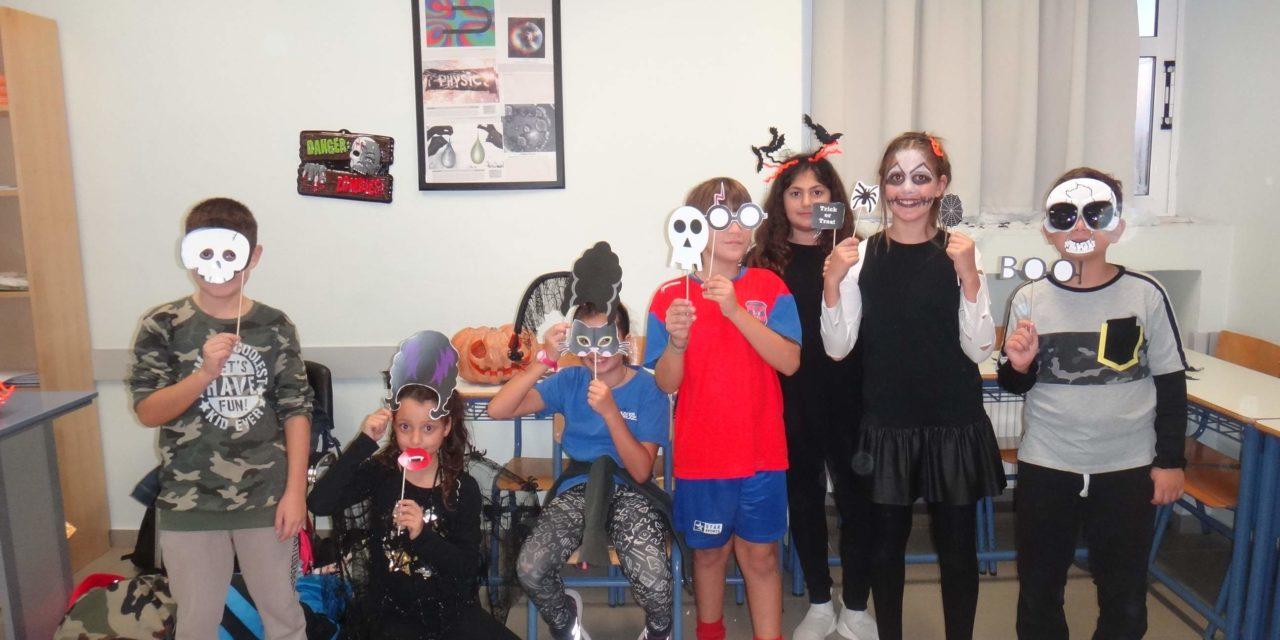 Γιορτάζοντας το Halloween στο «ΡΟΔΙΩΝ Μάθησις»!