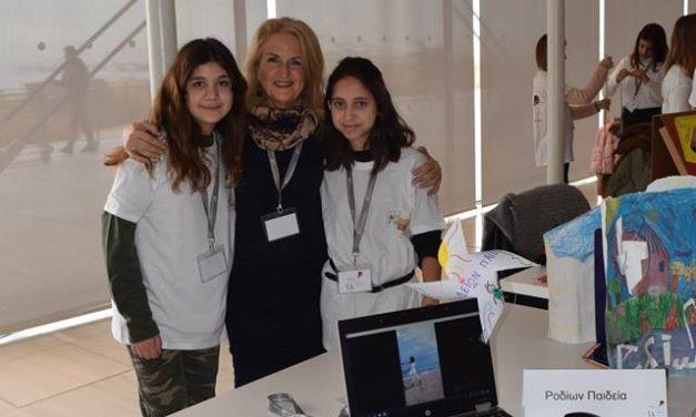 Συμμετοχή μαθητριών των Εκπαιδευτηρίων μας σε εκδήλωση στο Κέντρο Πολιτισμού Ίδρυμα Σταύρος Νιάρχος