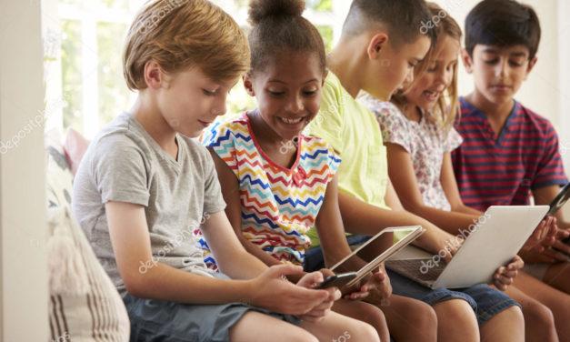 Παιδί και Ηλεκτρονικές Συσκευές