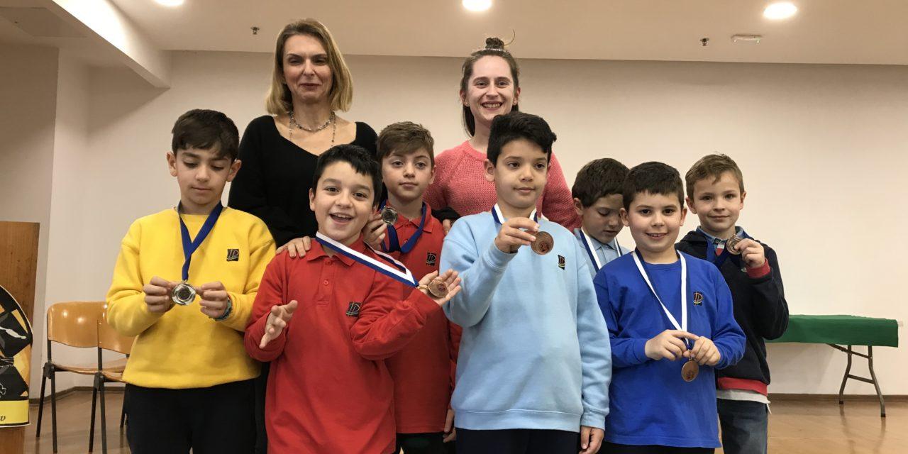 Ομαδικό σχολικό πρωτάθλημα σκακιού 2019