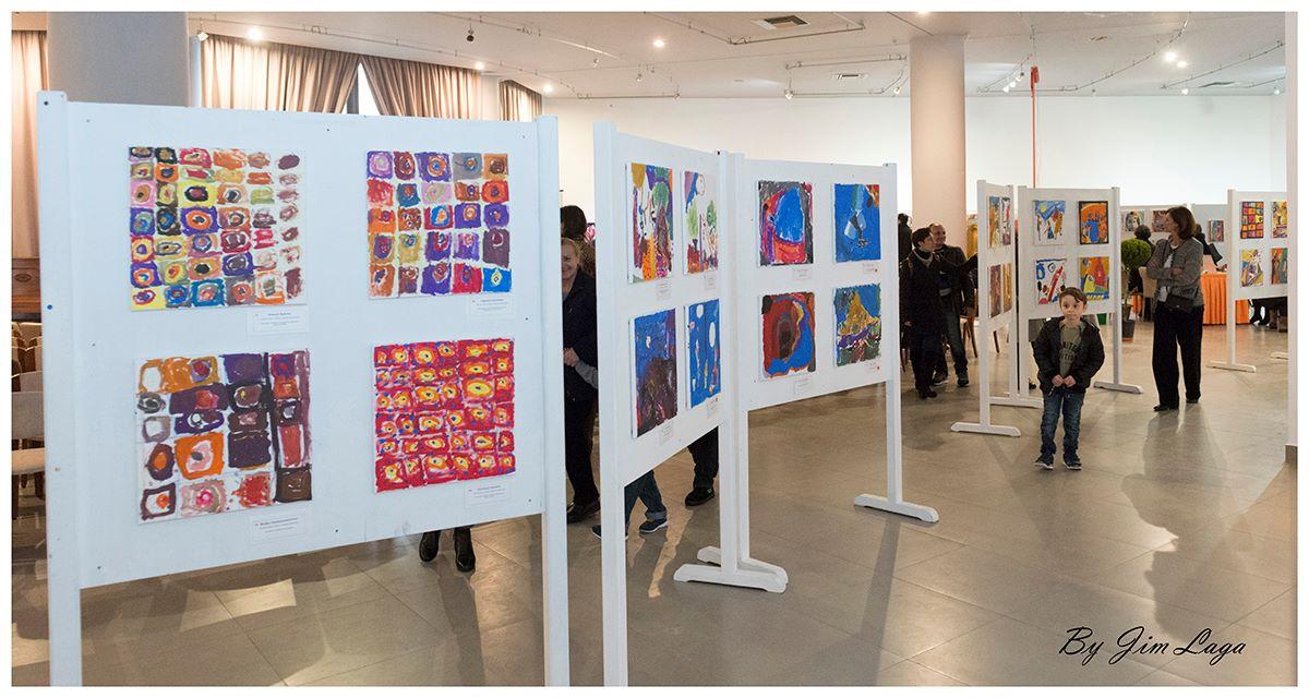 «Τέχνη, γέφυρες και ορίζοντες»: Προσεγγίζοντας τη διαφορετικότητα και το συναίσθημα μέσα από πίνακες ζωγραφικής