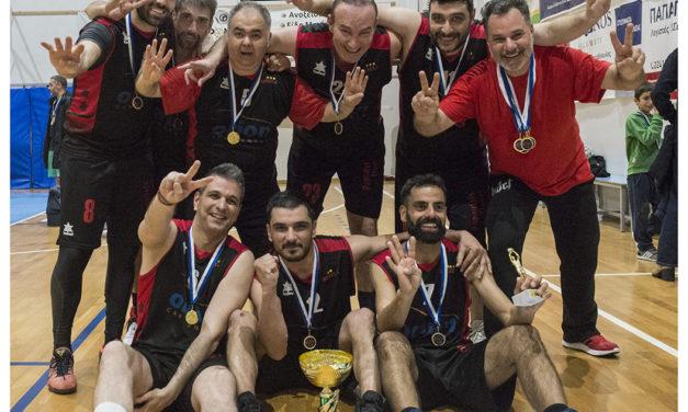 """Τα Modela πρωταθλητές του """"4ου Εργασιακού πρωταθλήματος Υδροκατασκευαστική Αντώνογλου""""!"""