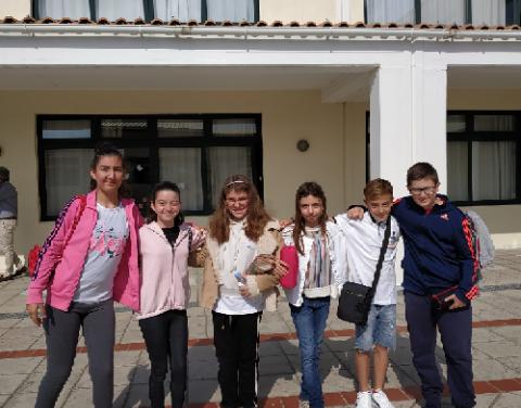 Συμμετοχή μαθητών του Δημοτικού μας στον Πανελλήνιο Διαγωνισμό Φυσικής
