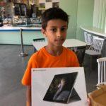 Ο μεγάλος νικητής του κορυφαίου 3 σε 1 Microsoft Surface Pro!