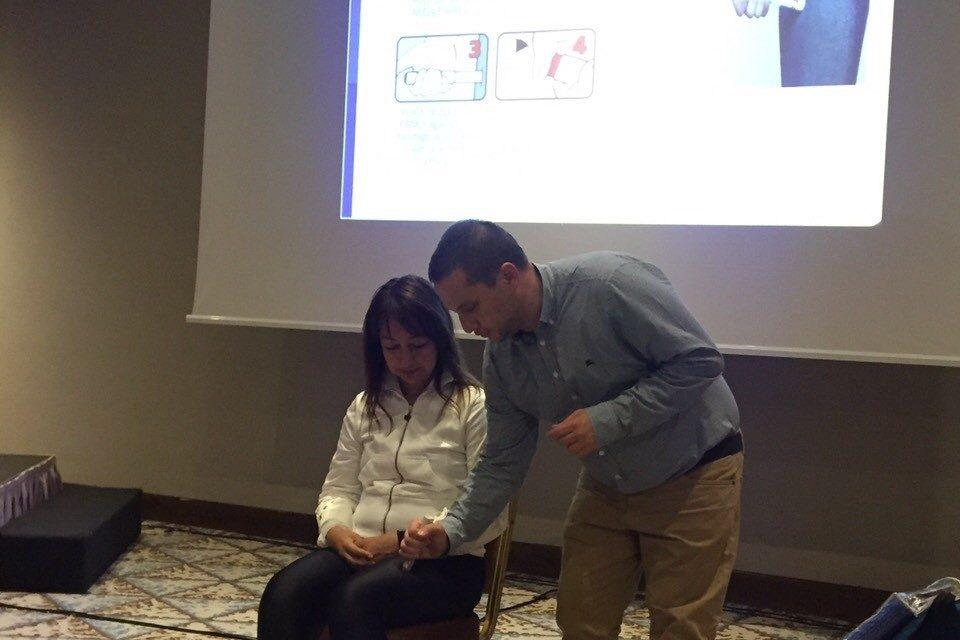 Συμμετοχή εκπαιδευτικών μας στο 12ο Πανελλήνιο Επιστημονικό & Επαγγελματικό Νοσηλευτικό συνέδριο της Ένωσης Νοσηλευτών Ελλάδος