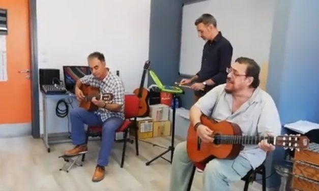 Όταν ο Λαυρέντης Μαχαιρίτσας τραγουδούσε μαζί μας…