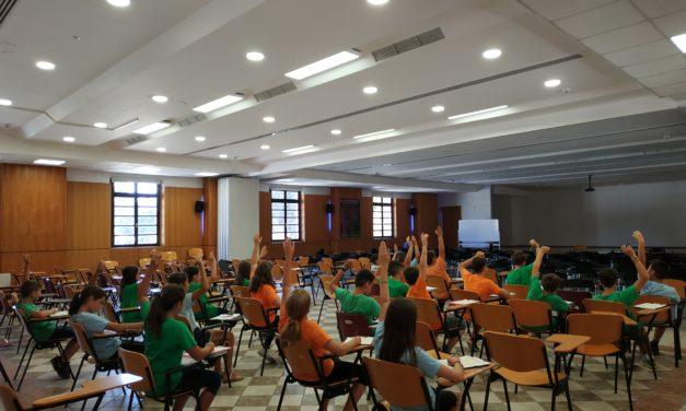 Εκπαιδευτική επίσκεψη της Στ´ Δημοτικού στο Πανεπιστήμιο Αιγαίου