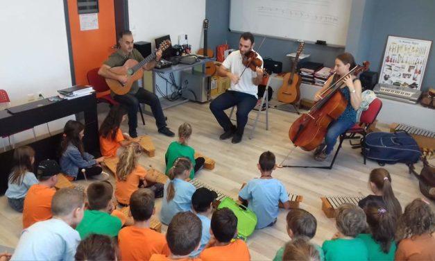 Βιολί, βιολοντσέλο ή κοντραμπάσο;