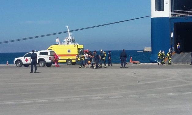 Συμμετοχή μαθητών του Λυκείου των Εκπαιδευτηρίων «ΡΟΔΙΩΝ ΠΑΙΔΕΙΑ» σε άσκηση διαχείρισης τρομοκρατικού χτυπήματος στο λιμάνι της Ρόδου