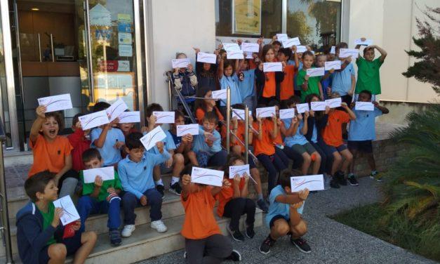 Αλληλογραφώντας την Παγκόσμια Ημέρα Ταχυδρομείων