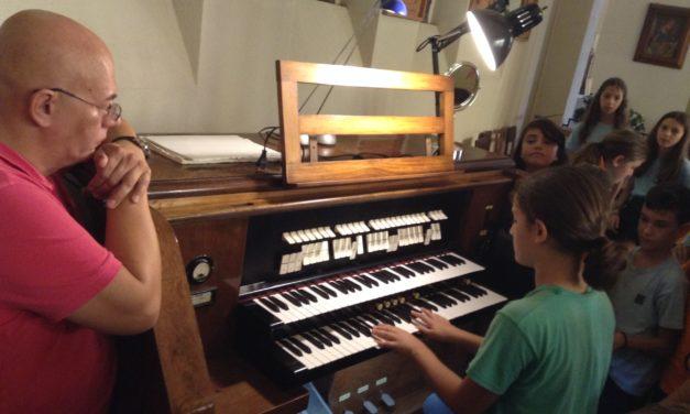Γνωρίζοντας το μουσικό εκκλησιαστικό όργανο