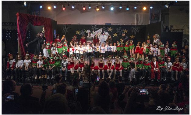 Χριστουγεννιάτικη μαγεία στα Εκπαιδευτήρια «ΡΟΔΙΩΝ ΠΑΙΔΕΙΑ»!