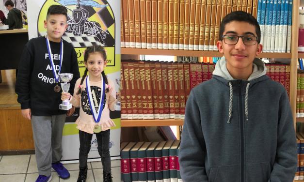 Διακρίσεις μαθητών των Εκπαιδευτηρίων «ΡΟΔΙΩΝ ΠΑΙΔΕΙΑ» σε Ατομικoύς Σχολικούς Αγώνες Σκάκι
