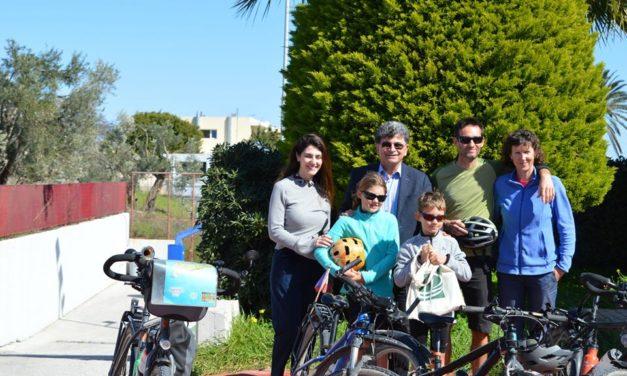 Ταξιδεύοντας στην ανατολική Ευρώπη με ποδήλατα