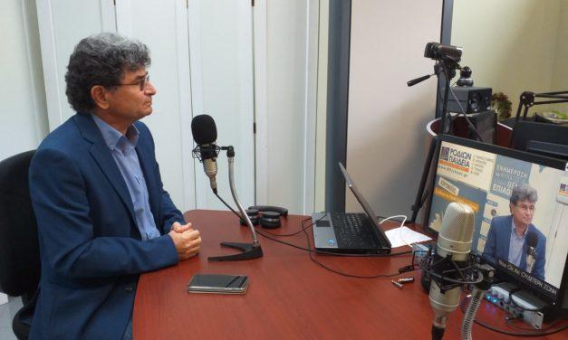Κ. Κυριακούλης: «Η συνδυαστική μάθηση είναι το μέλλον»