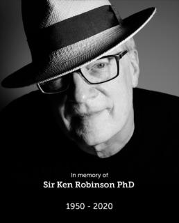«Έφυγε» από τη ζωή ο Sir Ken Robinson – Έδωσε άλλο όραμα στην εκπαίδευση