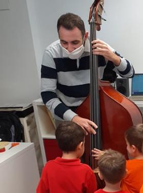 Τα παιδαγωγικά οφέλη της μουσικής