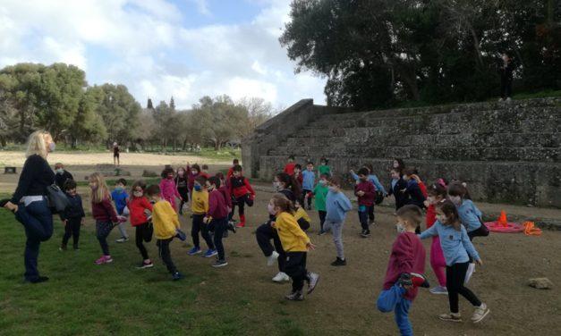 Αρχαίο στάδιο και Ολυμπιακοί Αγώνες