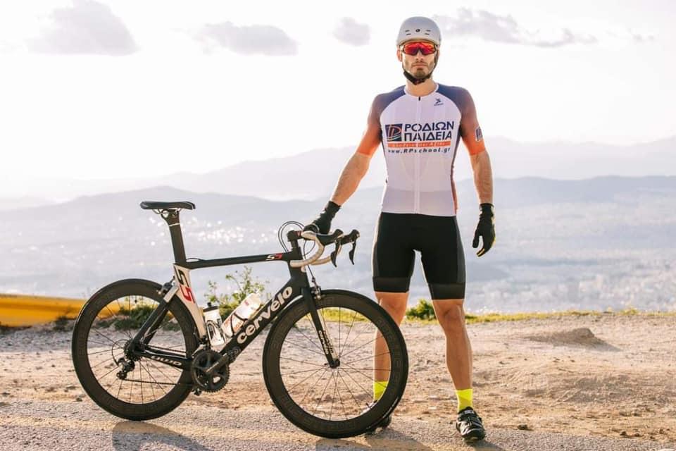 «Εveresting Challenge»: Ο Θεόδωρος Τσικούρης, απόφοιτος των Εκπαιδευτηρίων «ΡΟΔΙΩΝ ΠΑΙΔΕΙΑ», ολοκλήρωσε τον ποδηλατικό άθλο του!