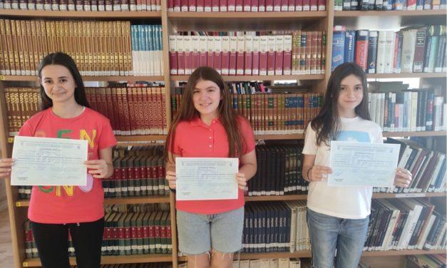 Διάκριση μαθητριών των Εκπαιδευτηρίων «ΡΟΔΙΩΝ ΠΑΙΔΕΙΑ» στον Πανελλήνιο Διαγωνισμό Φυσικής «Αριστοτέλης»
