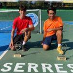 Πρωταθλητές Μανέτας και Πουρναρόπουλος στις Σέρρες