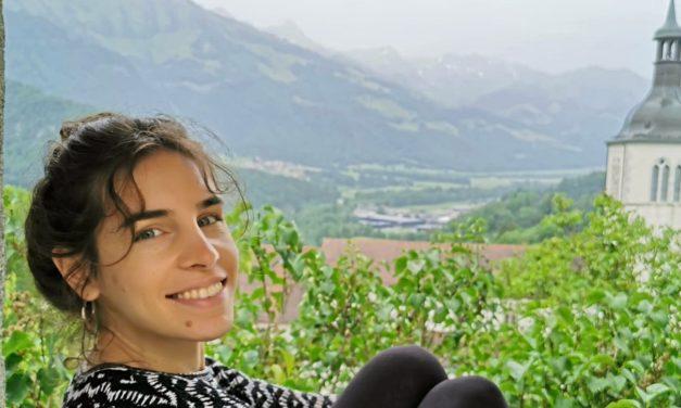 Η Τζένη Κεχαγιά, απόφοιτος των Εκπαιδευτηρίων μας, διατηρεί πάντα ζωντανό τον ενθουσιασμό της για νέα γνώση και δημιουργία