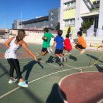 «Το σχολείο σε κίνηση – αθλούμαστε δημιουργικά»